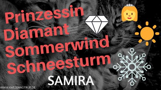 Samira oder Samir Katername