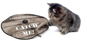 Undercover Katzenspielzeugmaus