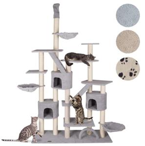 happypet cat013-3 kratzbaum deckenhoch