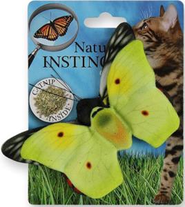 Schmetterlinge mit Katzenminze